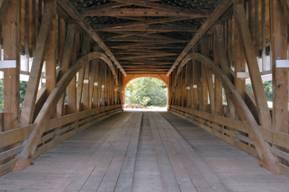 Inside Bridge Photo