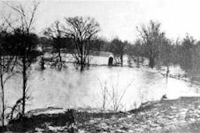 Photo of 1913 Flood